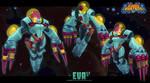 Eva Rework - Blubber Busters by MissMaddyTaylor
