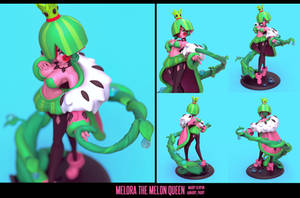 Melora Figurine Shots by MissMaddyTaylor