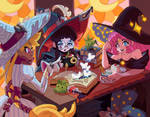 Witch Cafe