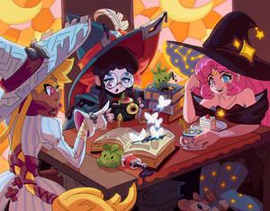 Witch Cafe