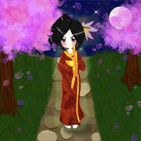 Sakura by haine905