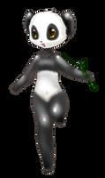 Panda Adoptable by haine905