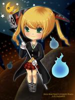Maka-Soul Eater by haine905