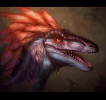 Gorgon by NeonSpaceArtist