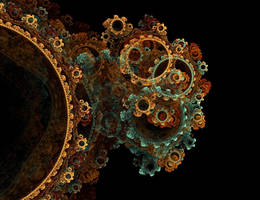 Steampunk by FractalsbyBree