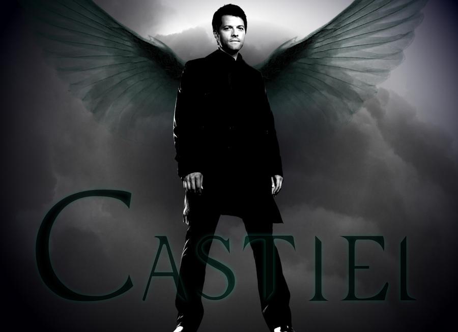 Castiel By E Ve