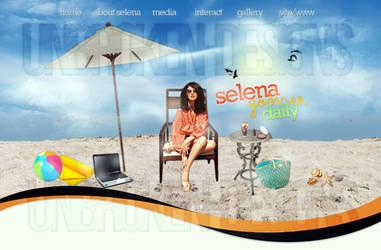 Selena Gomez Premade by JustAmandaa