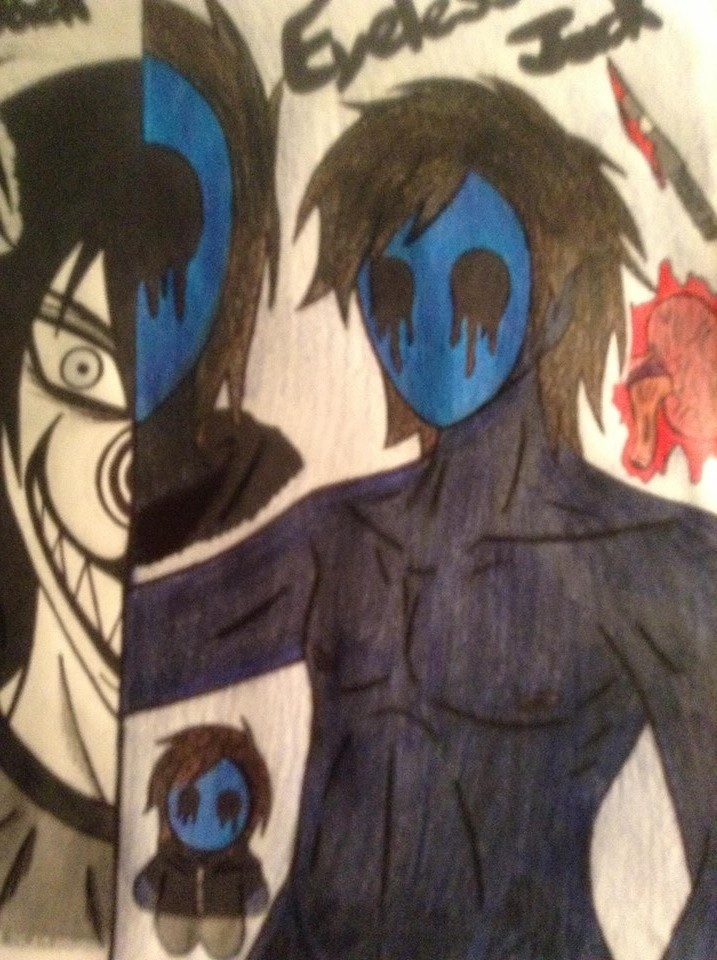Eyeless Jack X Jeff The Killer Lemon - Marcpous