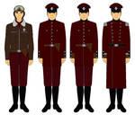 Skydiverian Airmen Uniforms