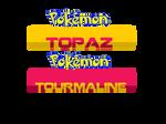Pokemon Topaz And Tourmaline