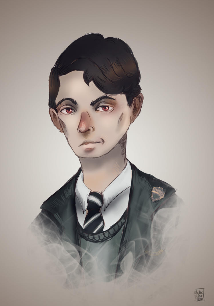 160729 - Tom Riddle by Jakinabox