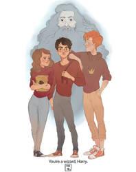 Potter week prompts by Vivi-ko