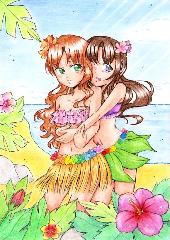 Aloha by Kuraiko-kyun