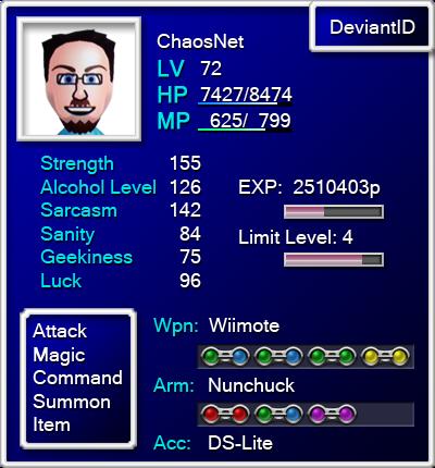 ChaosNet1701's Profile Picture