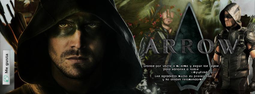 Arrow by pxnditx
