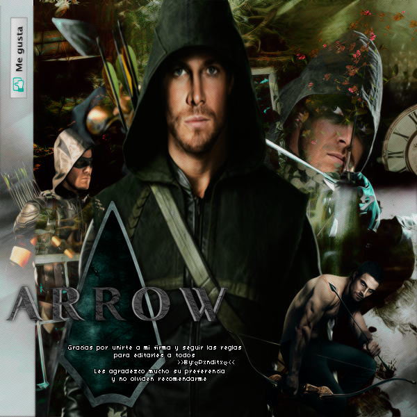 Arrow1 by pxnditx