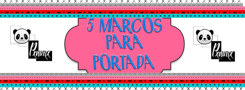 5 Marcos Para Portada by pxnditx