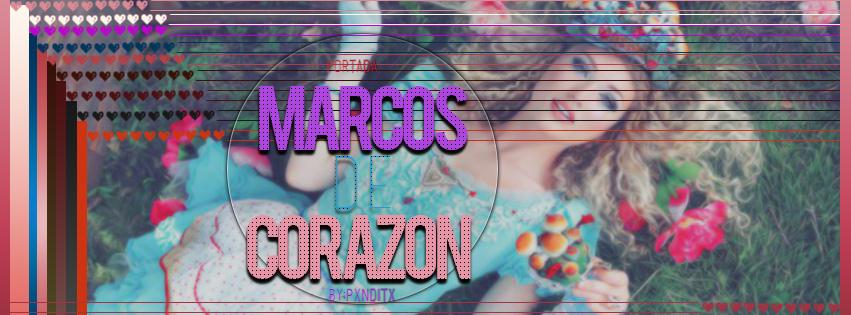 PORTADA DE MARCOS DE CORAZON by pxnditx