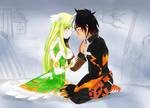 [Elsword] RavenXRena by ShintokiAme