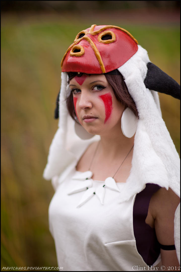 Princess Mononoke by mavichaos