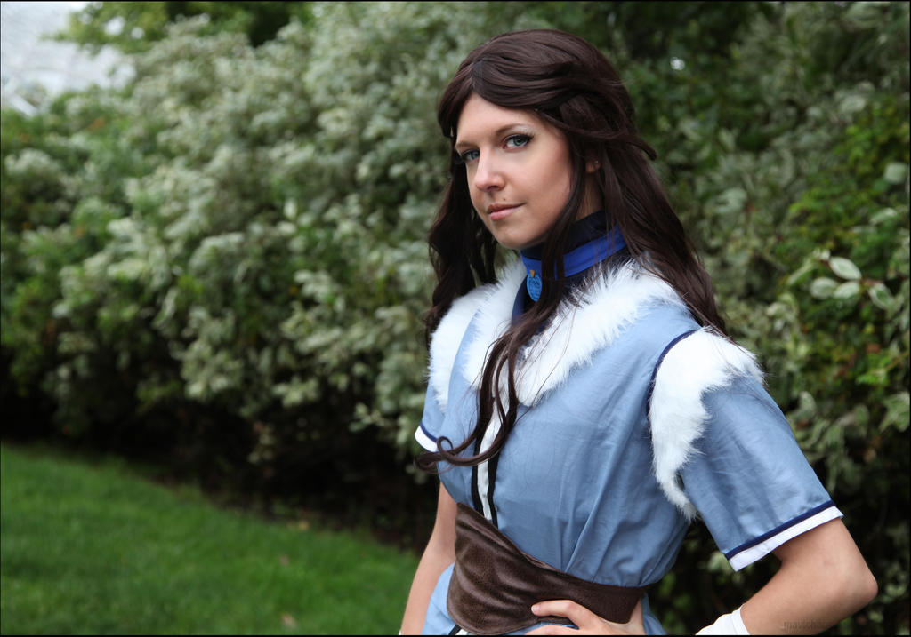 ATLA: Adult Katara by mavichaos