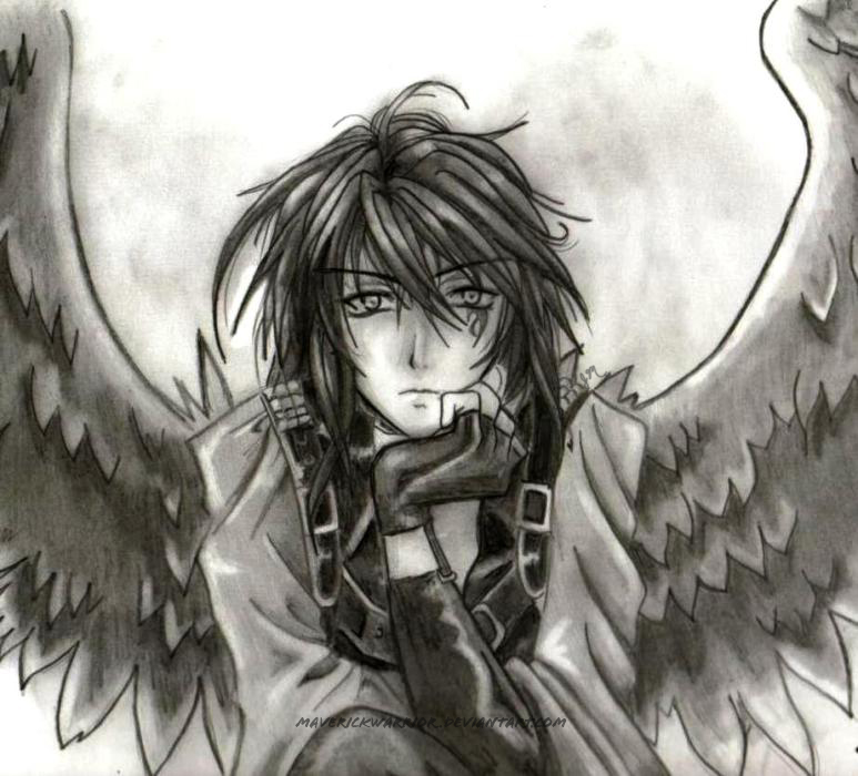 Lucifer of Angel Sanctuary by mavichaos
