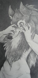 Wolfy by Masangai
