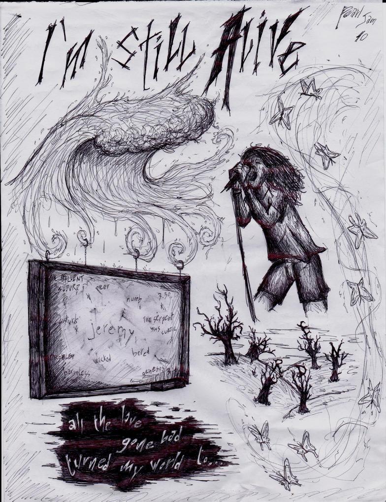 "Artwork of ""Ten"" by Pearl Jam by Brugola-6"