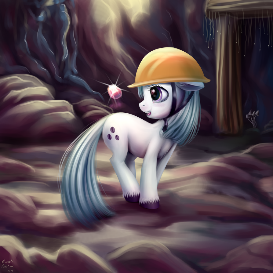 marble_pie_and_her_stone_by_ioverd-da8ln