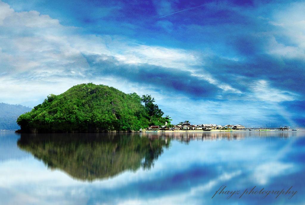 Pulau kosong by fhayz