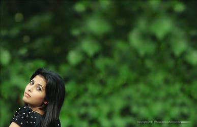 in green by fhayz