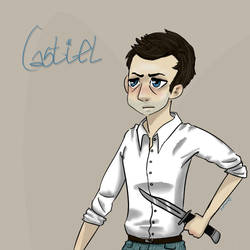 Castiel- Hunter!cas