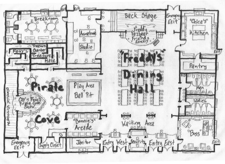 Not my art but an amazing floor plan by fredbearsfamilypizza on not my art but an amazing floor plan by fredbearsfamilypizza malvernweather Gallery