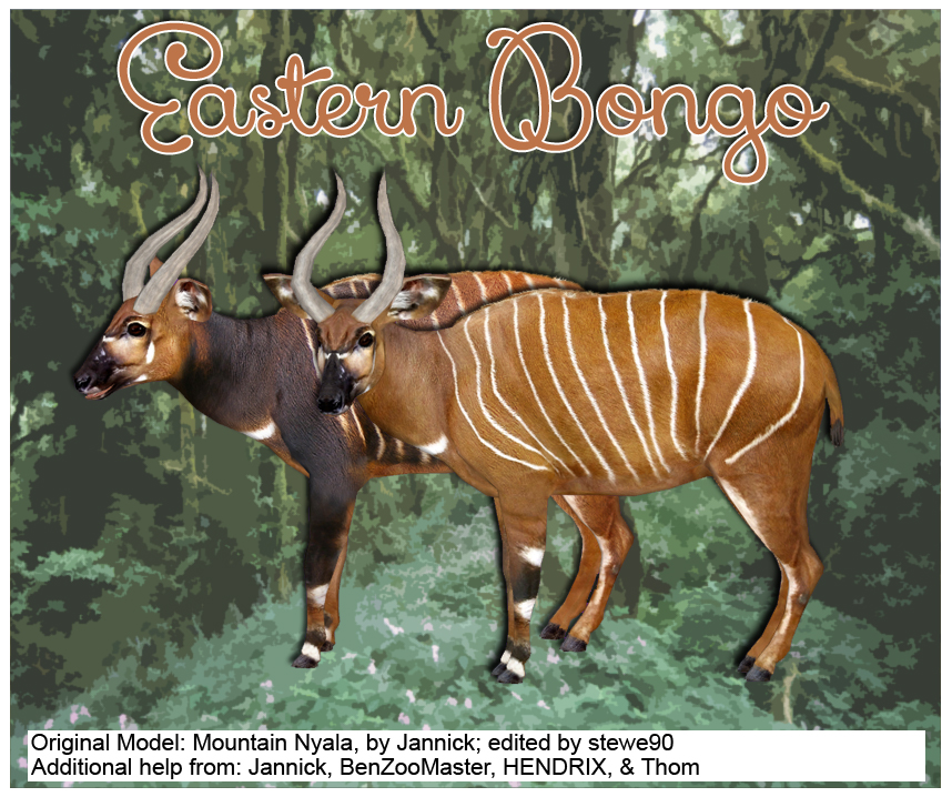 Topics tagged under antelope on User - Made Creations Eastern_bongo_download_screen_by_grandechartreuse-d85dwoc