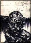 Portrait of Horror - Zombie