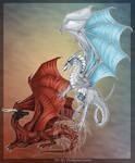 Dragon friends commission