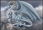 Thunder Dragon - Commission
