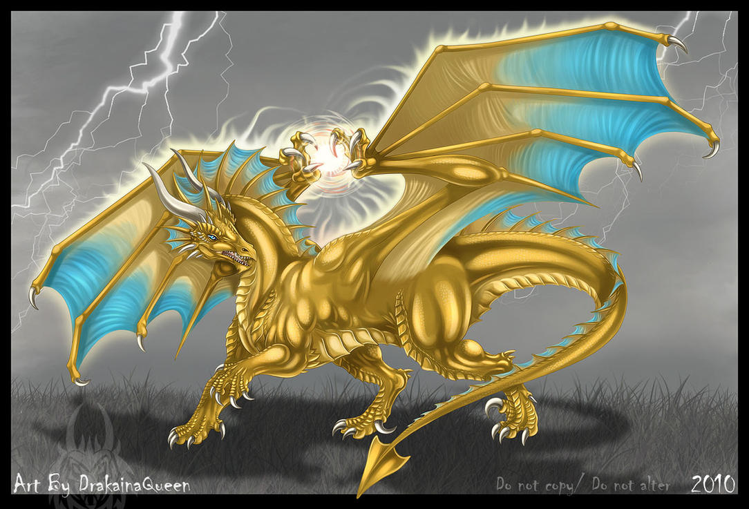 Dragoniade - Commission by DrakainaQueen