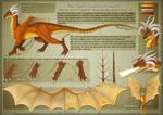 Dragoness Ref Sheet