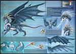 Electric Dragon Ref Sheet