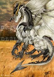 Alter Ego Dragoness by DrakainaQueen