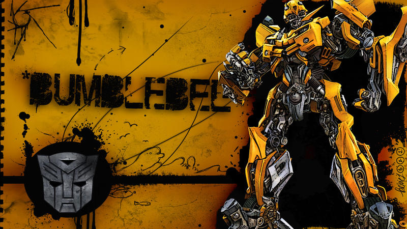 Bumblebee wallpaper hd