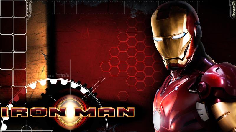 Ironman wallpaper by bonez621 on deviantart - Iron man cartoon wallpaper ...