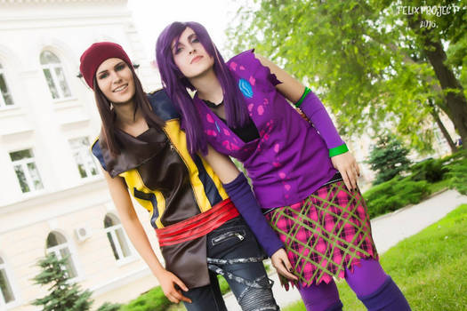 Descendants cosplay