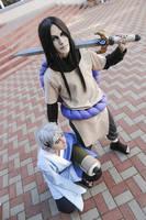 Orochimaru cosplay by Elena89Hikari