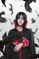 Itachi Uchiha cosplay by Elena89Hikari