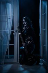 Eric Draven cosplay by Elena89Hikari