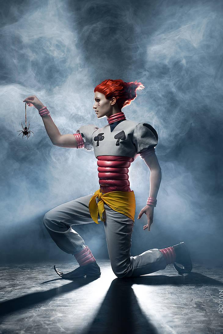 Hisoka cosplay by Elena89Hikari on DeviantArt