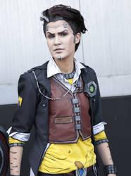 Handsome Jack cosplay