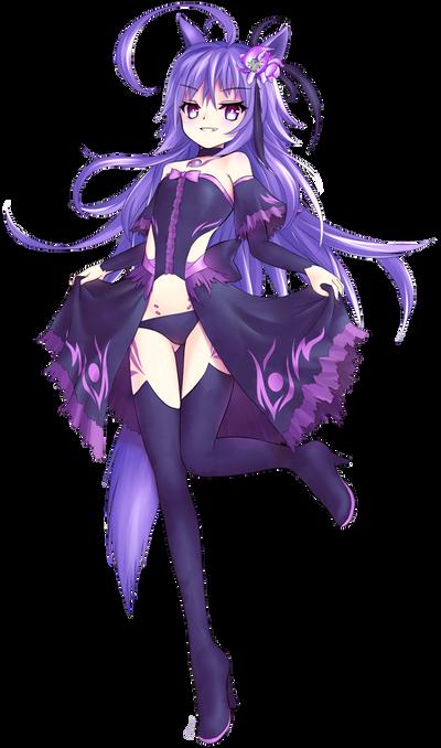 Rika (character art) by Kerikaza